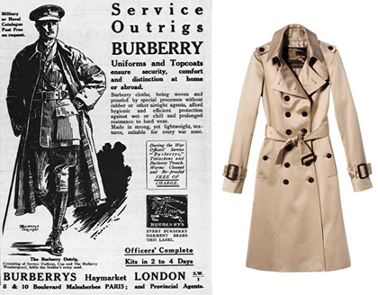 Burberry , Moijejoue